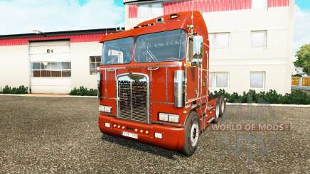 Kenworth K100 v4.0 for Euro Truck Simulator 2