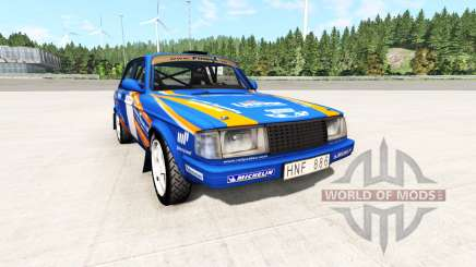 Volvo 242 LE for BeamNG Drive