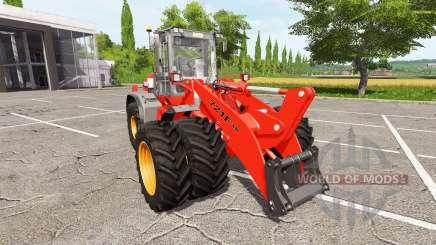 Case 721F XR v2.0 for Farming Simulator 2017