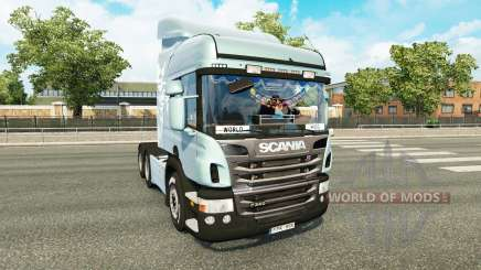 Scania P340 v2.0 for Euro Truck Simulator 2