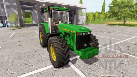 John Deere 8400 for Farming Simulator 2017