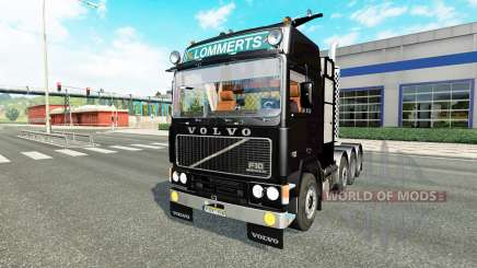 Volvo F10 8x4 PBA heavy for Euro Truck Simulator 2