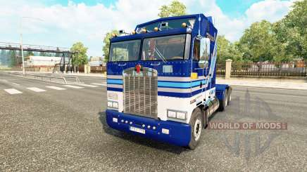 Kenworth K100 v1.2.1 for Euro Truck Simulator 2