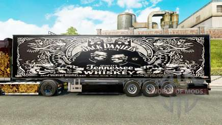 Semi-Trailer Chereau Jack Daniels for Euro Truck Simulator 2
