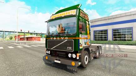 Volvo F10 Kinst for Euro Truck Simulator 2