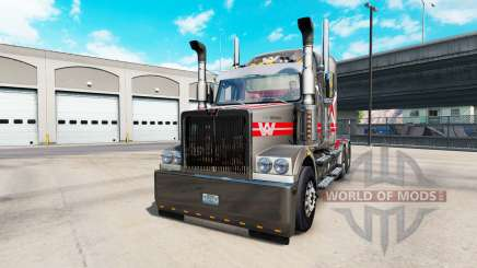 Wester Star 4800 v2.0 for American Truck Simulator