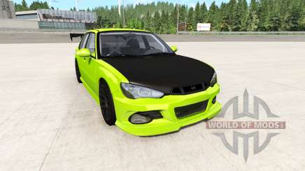 Hirochi Sunburst electric v3.2 for BeamNG Drive