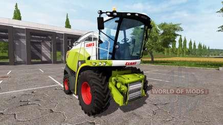 CLAAS Jaguar 870 v2.0 for Farming Simulator 2017