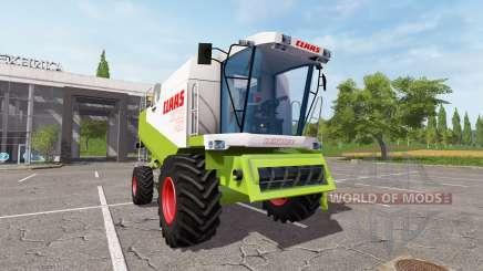 CLAAS Lexion 480 for Farming Simulator 2017