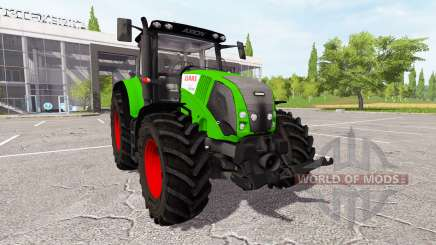 CLAAS Axion 820 for Farming Simulator 2017