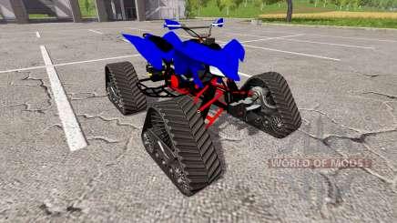 Yamaha Raptor for Farming Simulator 2017