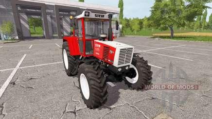 Steyr 8165A Turbo SK2 for Farming Simulator 2017
