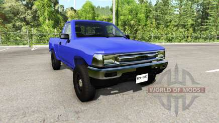 Toyota Hilux v1.1 for BeamNG Drive