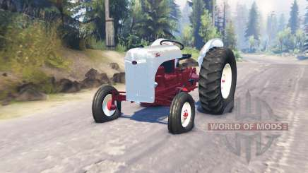 Ford 8N for Spin Tires