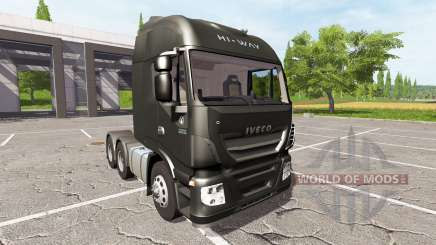 Iveco Stralis 400 E6 Hi-Way v1.2 for Farming Simulator 2017