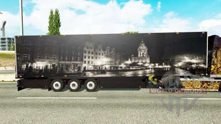 Semi-Trailer Schmitz Cargobull City for Euro Truck Simulator 2