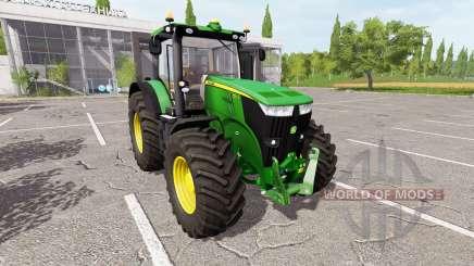 John Deere 7270R v1.1 for Farming Simulator 2017