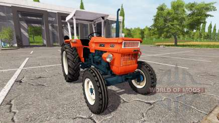 Fiat 480 v1.0.0.2 for Farming Simulator 2017