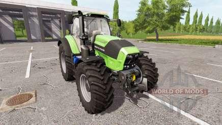 Deutz-Fahr Agrotron 7210 TTV v1.1.1 for Farming Simulator 2017