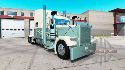 Skin Dreamscape for the truck Peterbilt 389 for American Truck Simulator