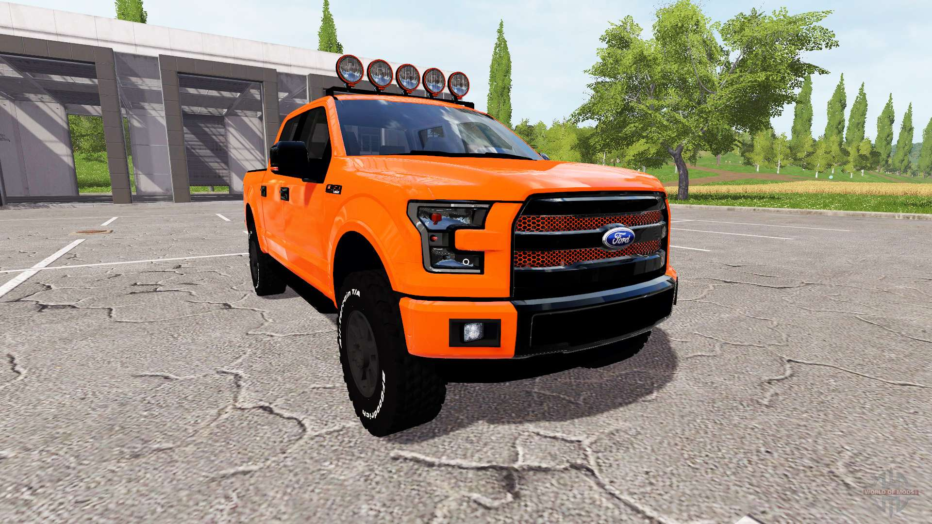 ford f 150 raptor 2015 for farming simulator 2017. Black Bedroom Furniture Sets. Home Design Ideas