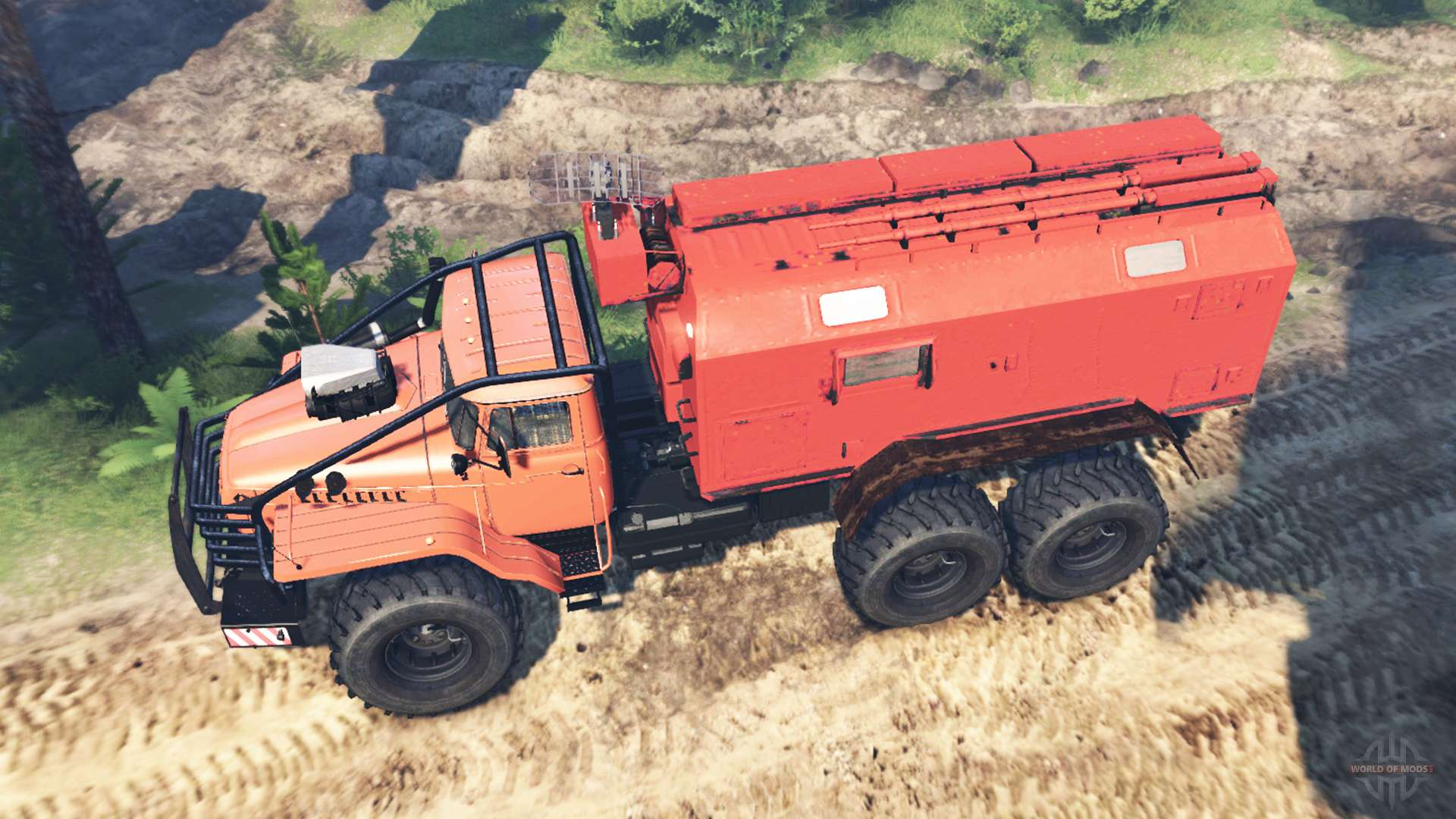 4320 polar explorer v15 0 for spin tires