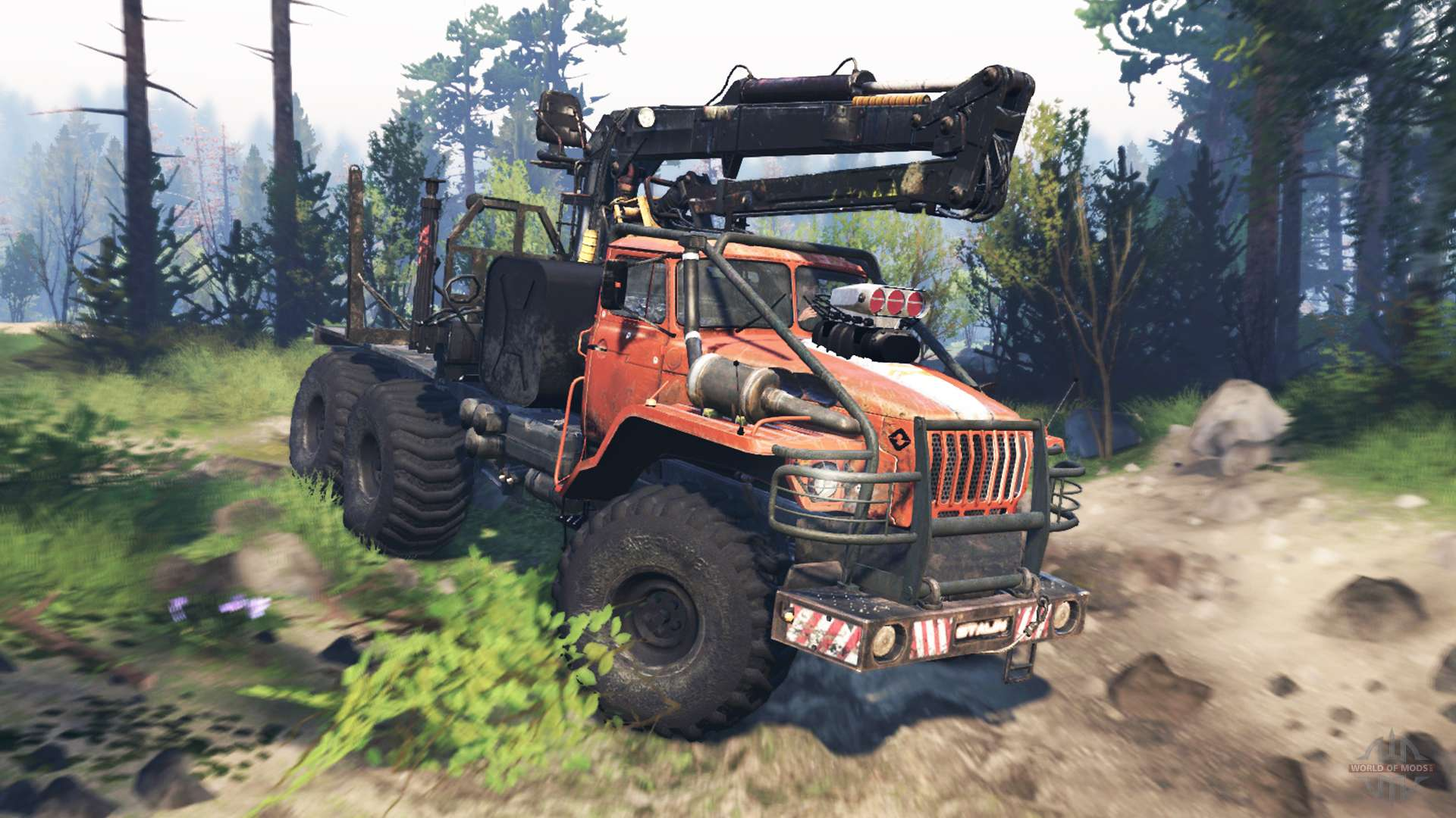 4320 polar explorer v16 0 for spin tires