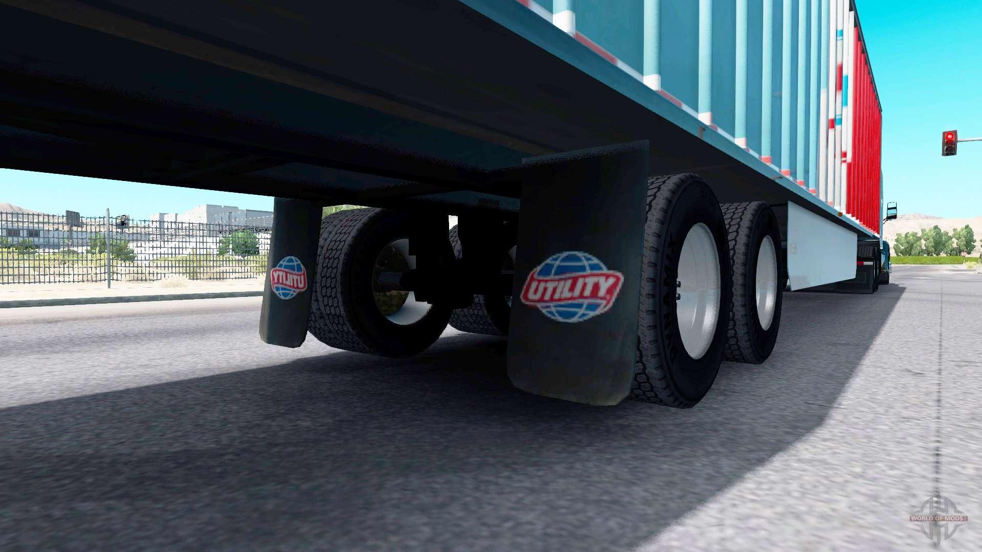 mercial truck mud flaps user manuals