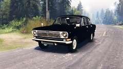 GAZ-24 Volga Service