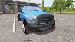 Dodge Ram flat bed