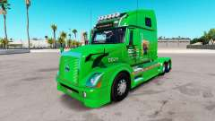 Boyd Transportation skin for Volvo truck VNL 670