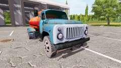 GAZ-53 for Farming Simulator 2017