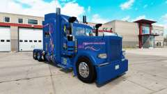Skin Excellence for the truck Peterbilt 389
