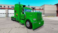 Boyd Transportation skin for the truck Peterbilt