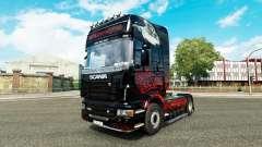 Grim Reaper skin for Scania truck