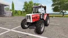 Steyr 8090 Turbo SK2 v2.0 for Farming Simulator 2017