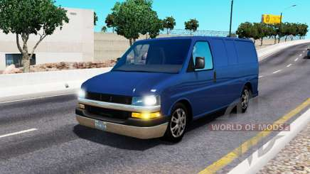 Chevrolet Express for traffic for American Truck Simulator