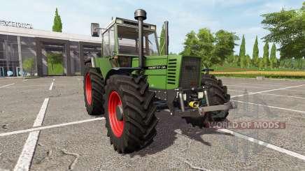 Fendt Favorit 611 LSA Turbomatik E for Farming Simulator 2017