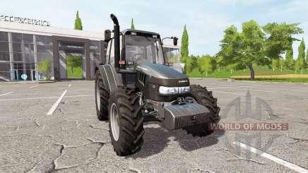 Case IH JXU 85 black edition v1.1 for Farming Simulator 2017