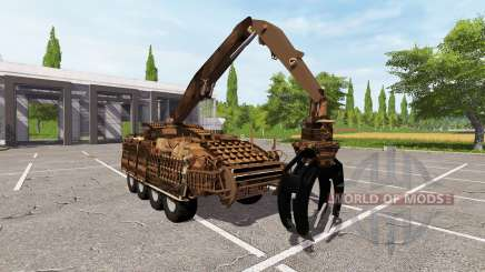 Stryker M1132 for Farming Simulator 2017