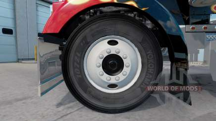 Real tyres v2.0 for American Truck Simulator