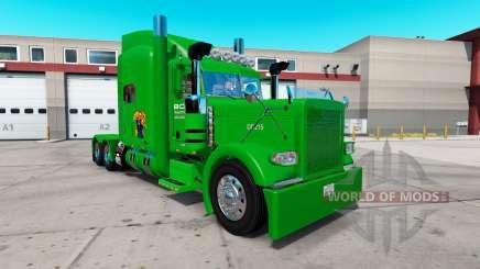 Boyd Transportation skin for the truck Peterbilt 389 for American Truck Simulator