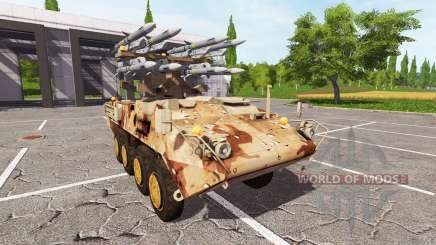 Stryker M1126 BVRAAM for Farming Simulator 2017