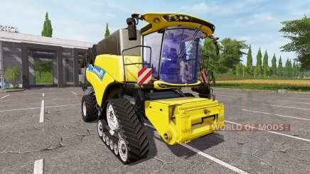 New Holland CR10.90 multicolour for Farming Simulator 2017