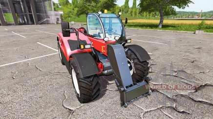 Case IH Farmlift 632 for Farming Simulator 2017
