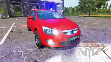 Opel Astra Sports Tourer (J) for Farming Simulator 2017