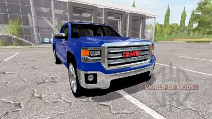 GMC Sierra 1500 for Farming Simulator 2017