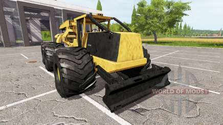 Tigercat 635E for Farming Simulator 2017