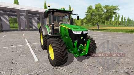 John Deere 7310R for Farming Simulator 2017