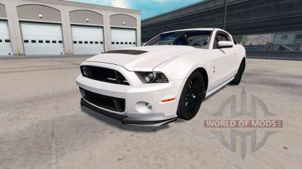 Shelby GT500 for American Truck Simulator